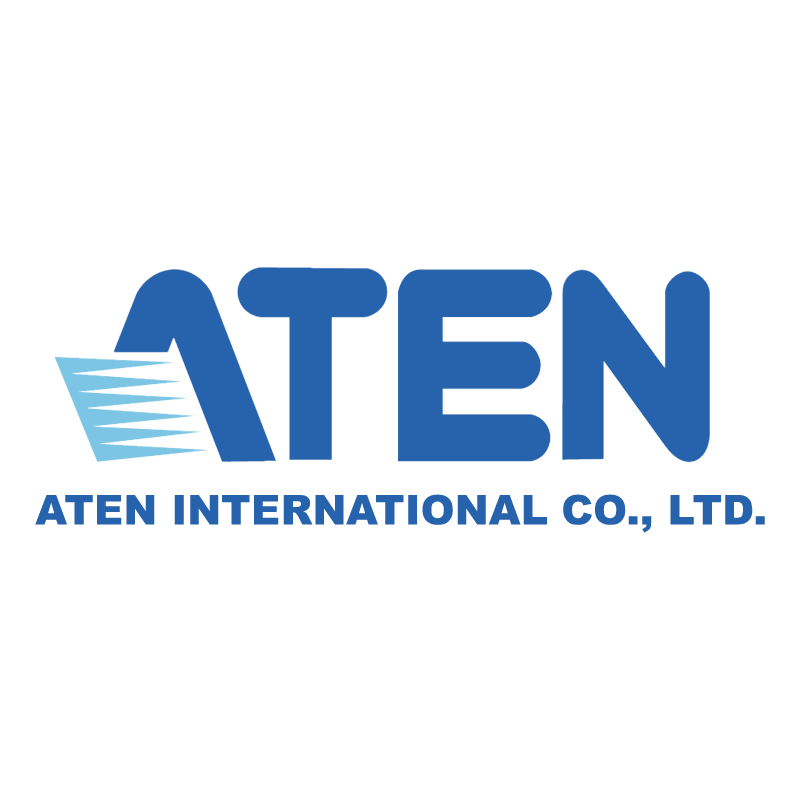 Aten International vector logo