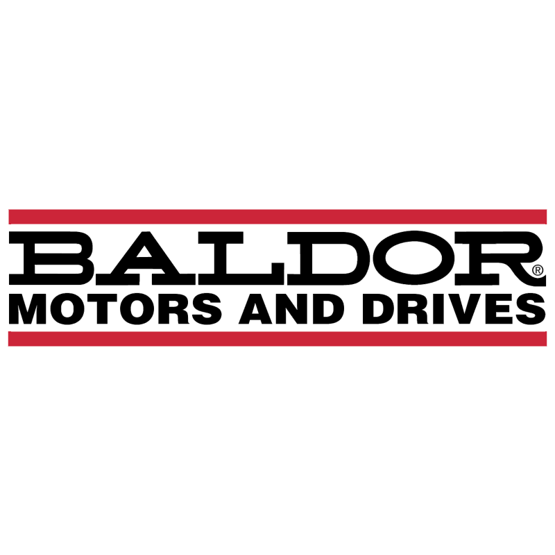 Baldor Motors And Drives vector