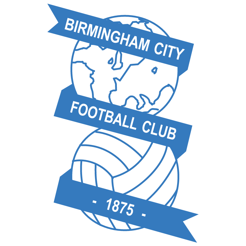 Birmingham City FC vector logo