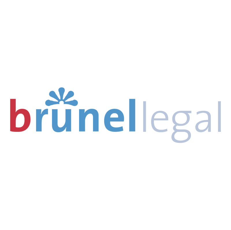 Brunel Legal vector logo