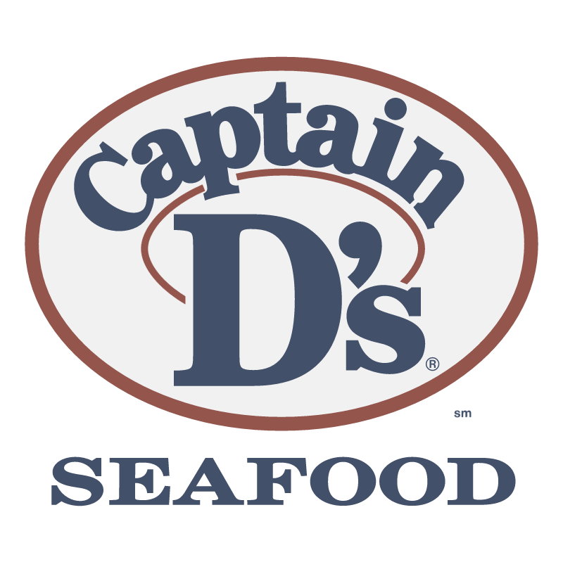 Captain D's Seafood vector