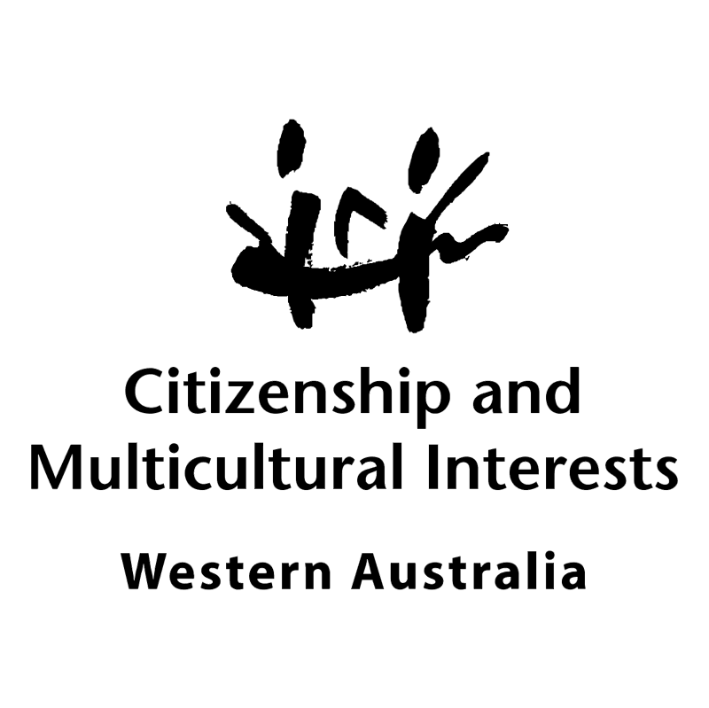 Citizenship and Multicultural Interests vector logo
