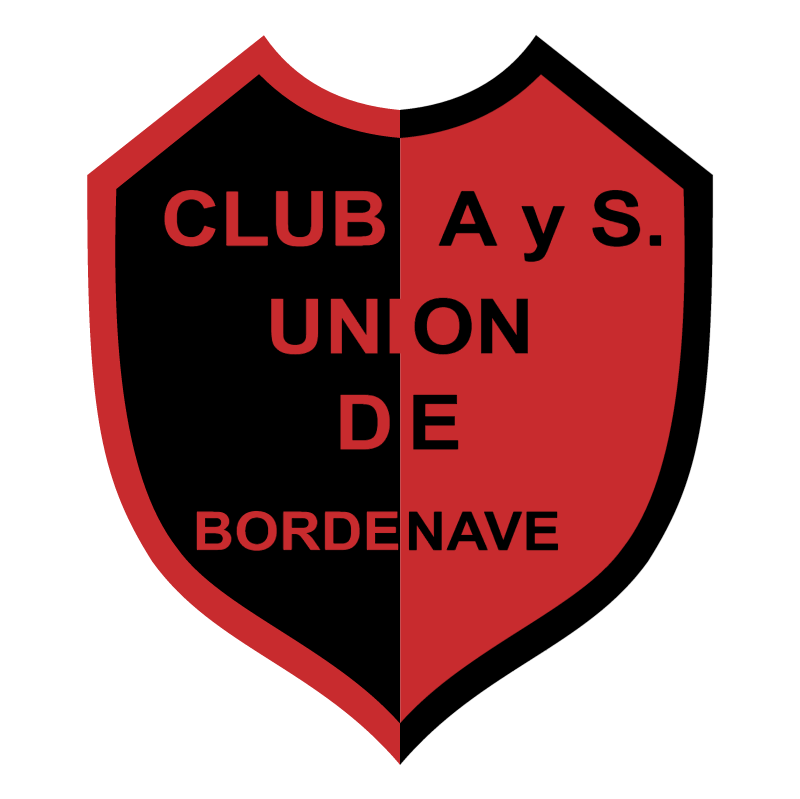 Club Atletico y Social Union de Bordenave vector logo