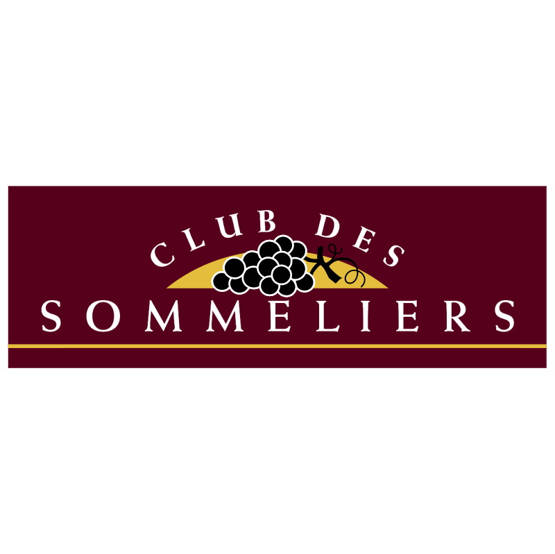 Club Des Sommeliers vector