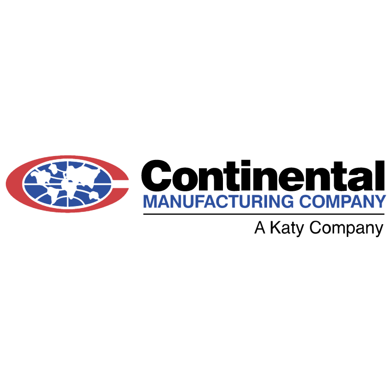 Continental Manufacturing vector logo