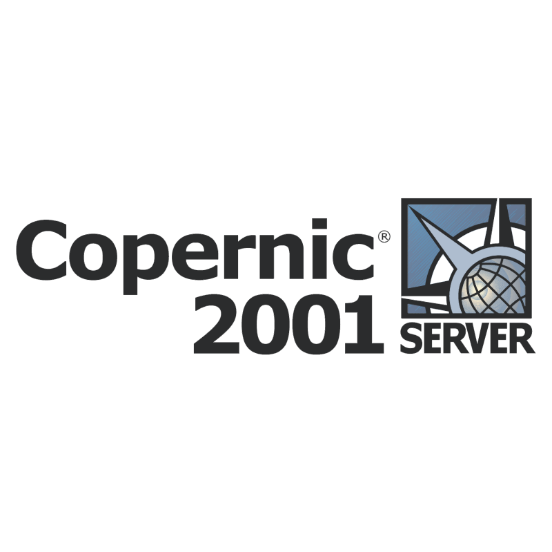 Copernic 2001 Server vector logo