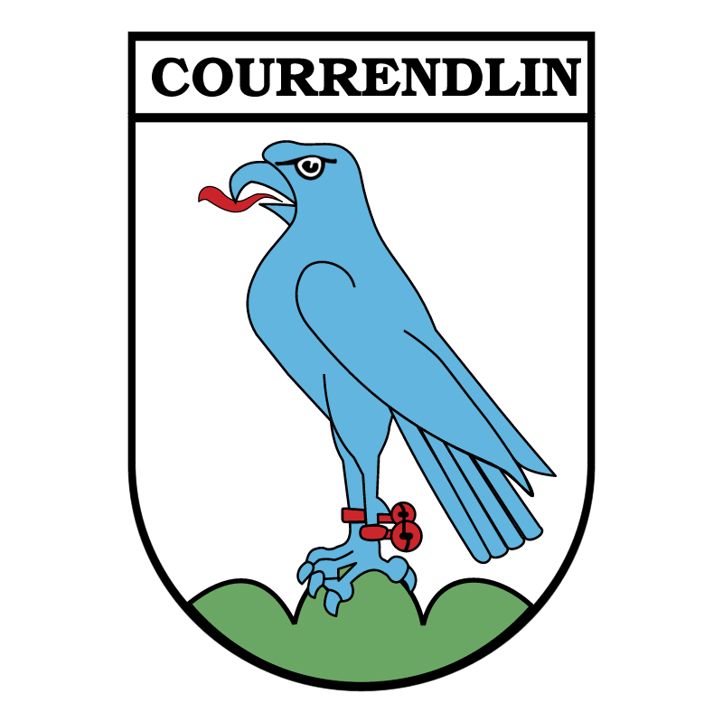 Courrendlin vector
