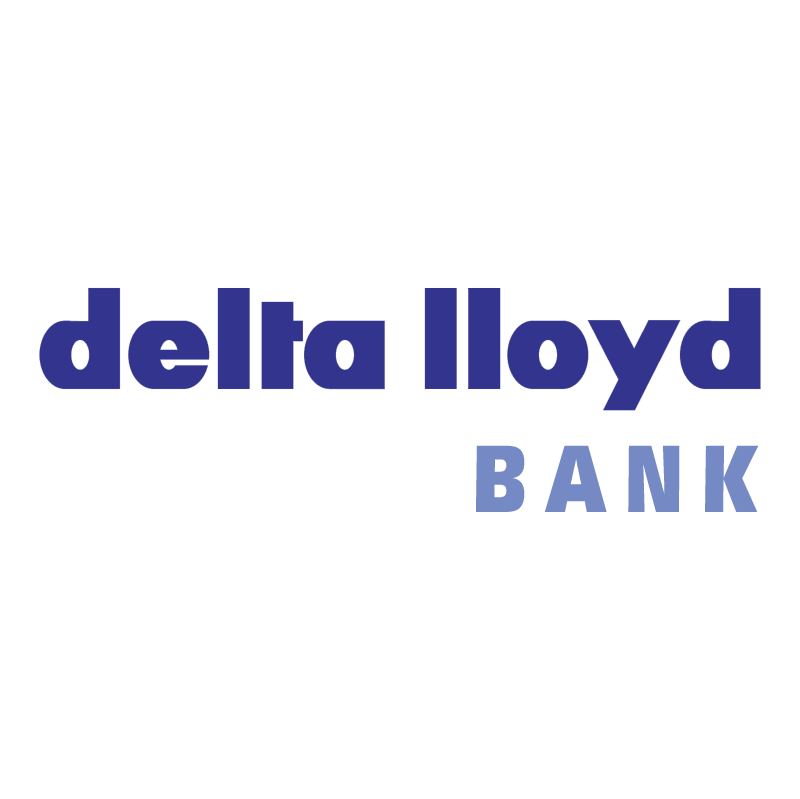 Delta Lloyd Bank vector