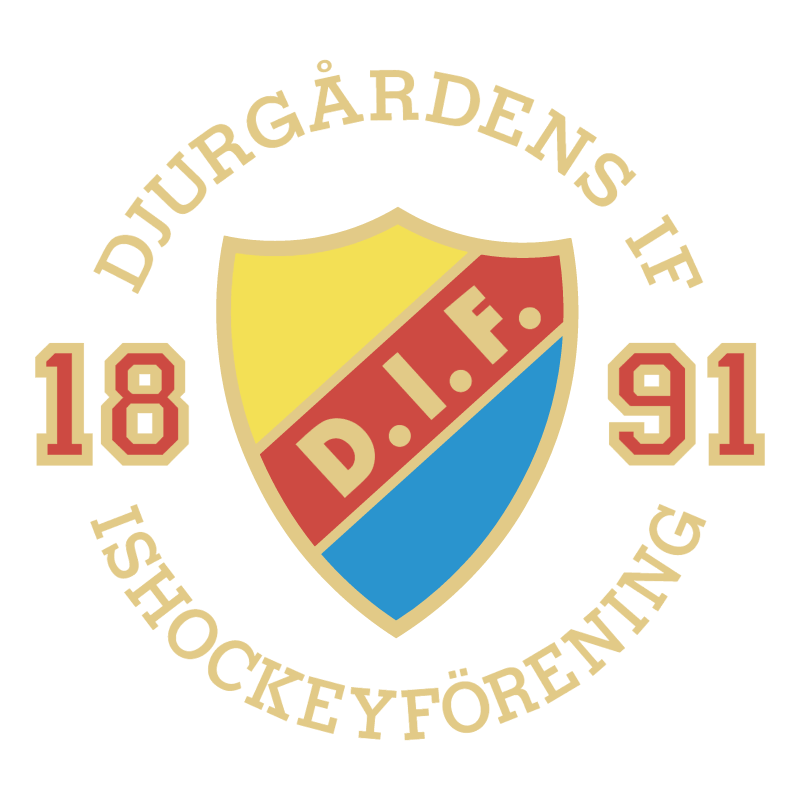Djurgardens IF vector logo