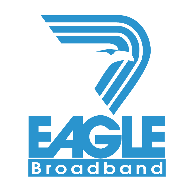 Eagle Broadband vector