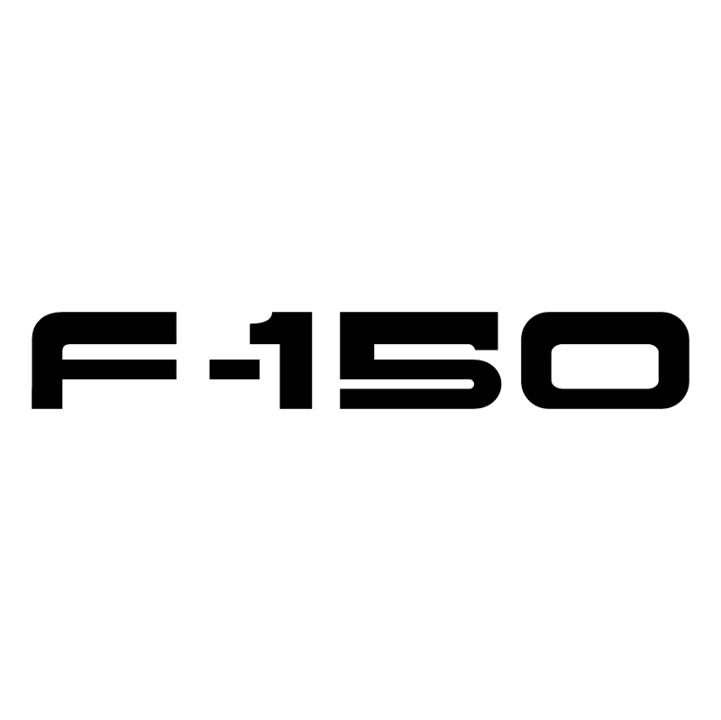 Ford F 150 vector logo