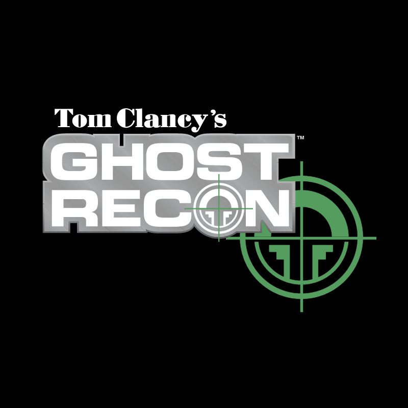 Ghost Recon vector logo