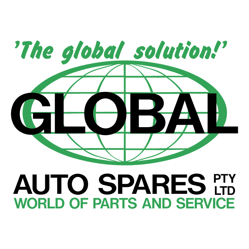 Global Auto Spares vector logo