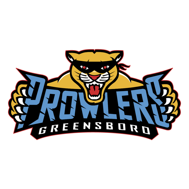 Greensboro Prowlers vector