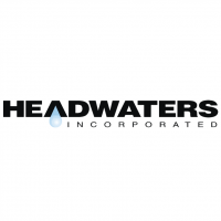 Headwaters vector