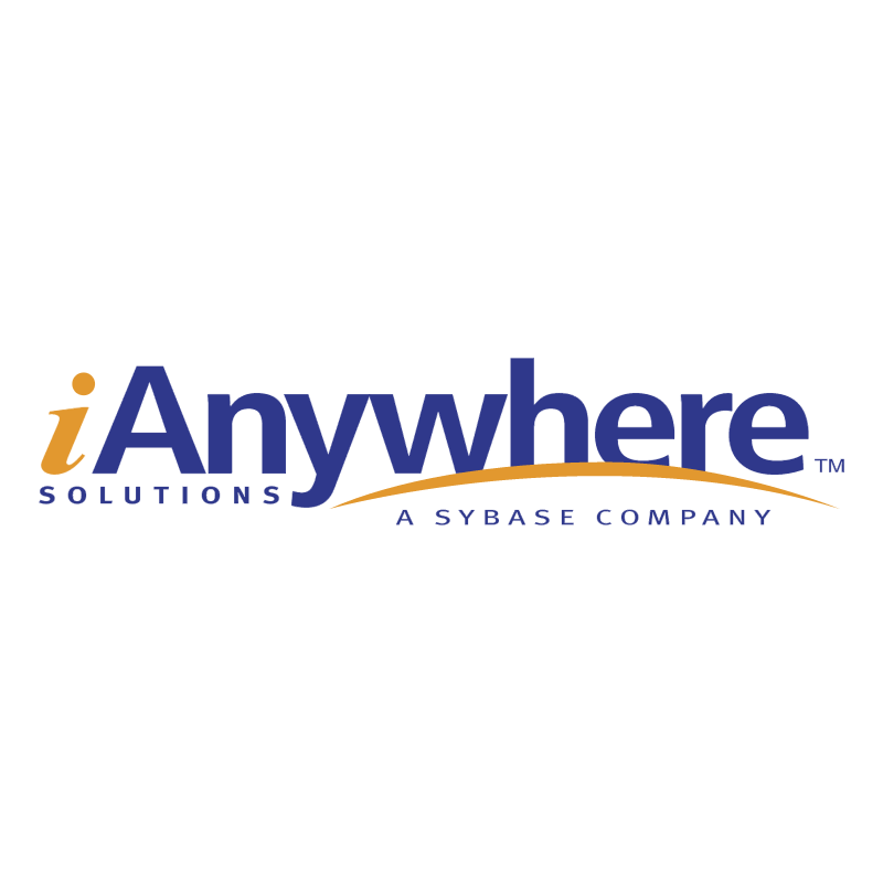 iAnywhere Solutions vector