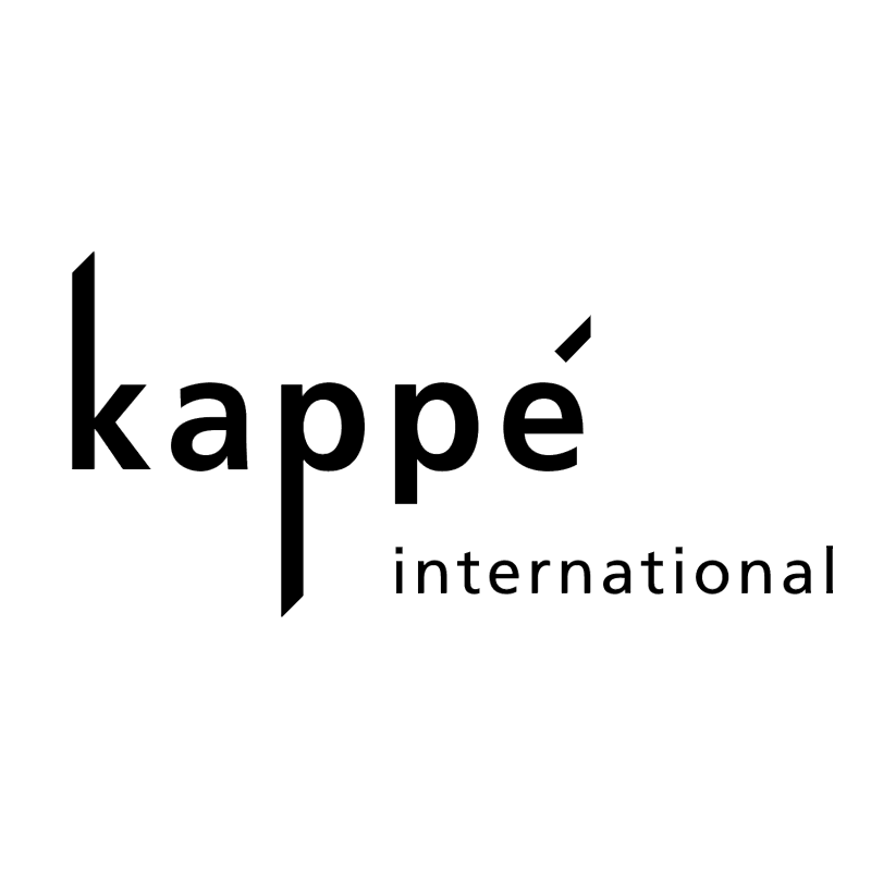 Kappe International vector logo