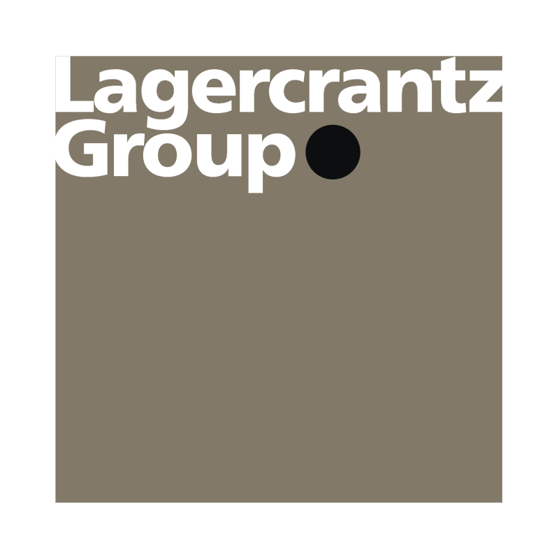 Lagercrantz Group vector logo