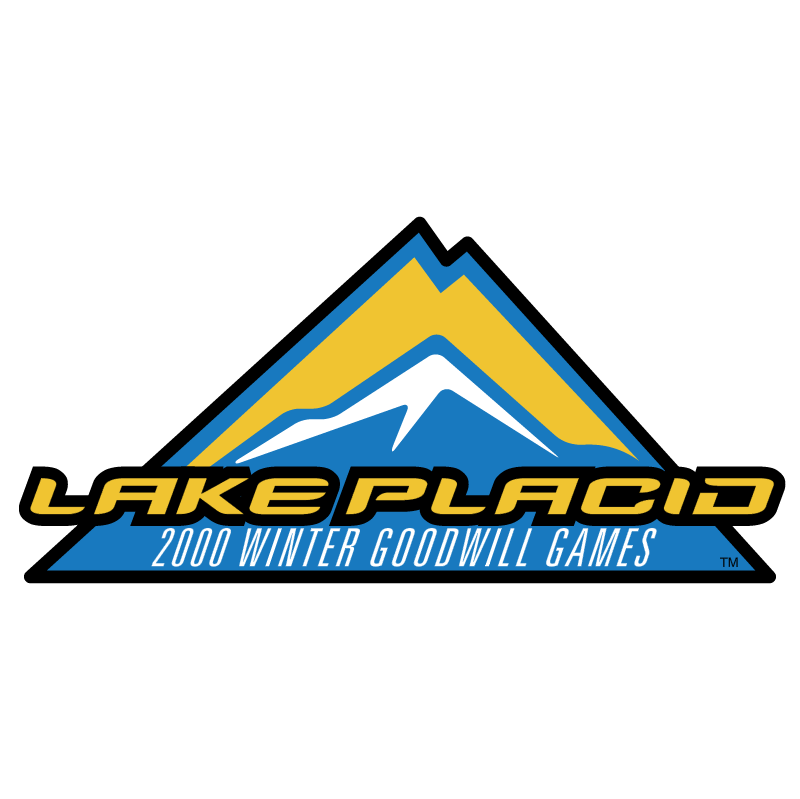 Lake Placid Goodwill 2000 vector