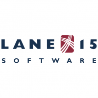 Lane 15 Software vector