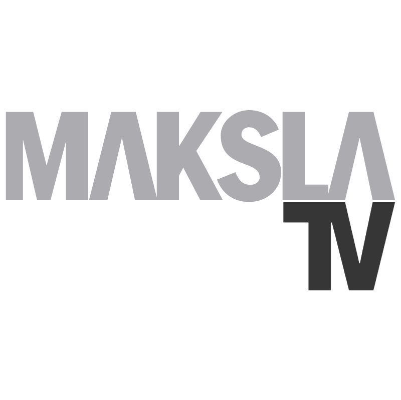 Maksla TV vector