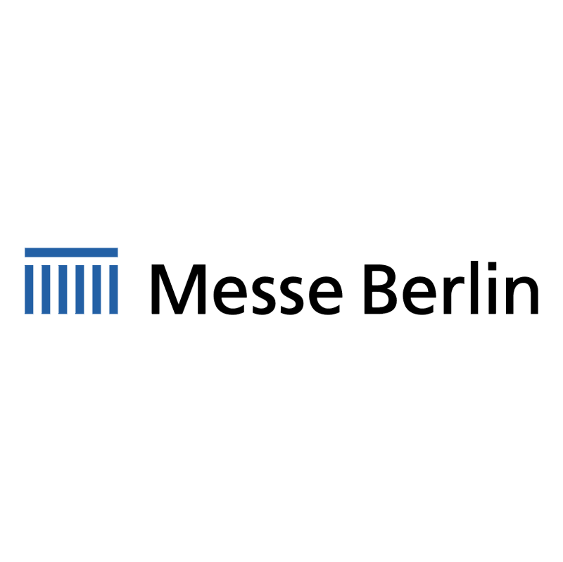 Messe Berlin vector