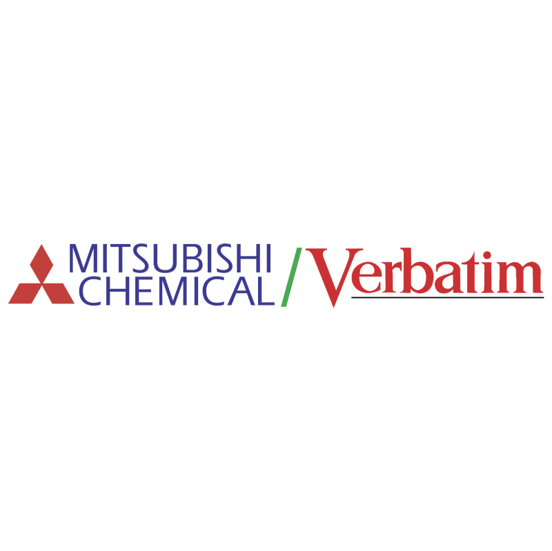 Mitsubishi Chemical Verbatim vector