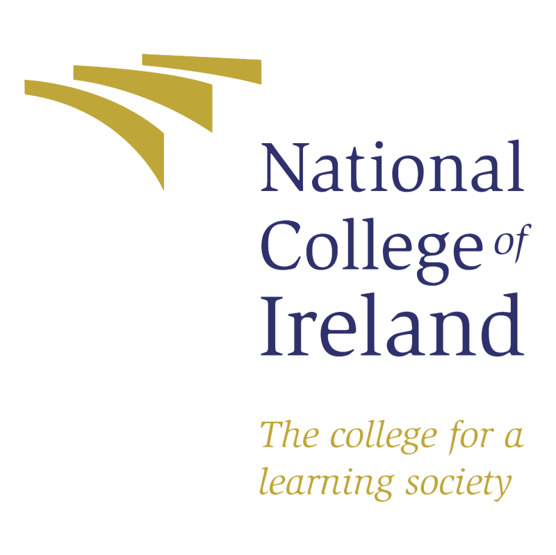 National College of Ireland vector logo