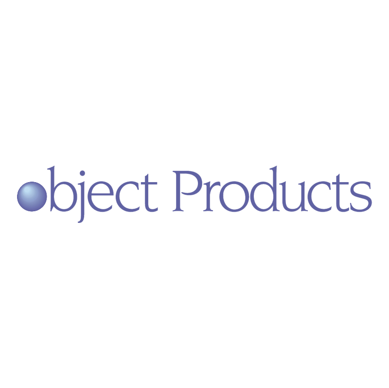 Object Products vector
