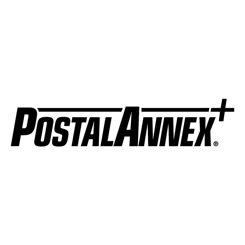 Postal Annex Plus vector