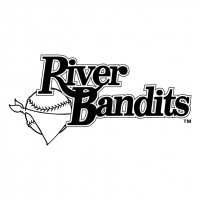 Quad City River Bandits vector