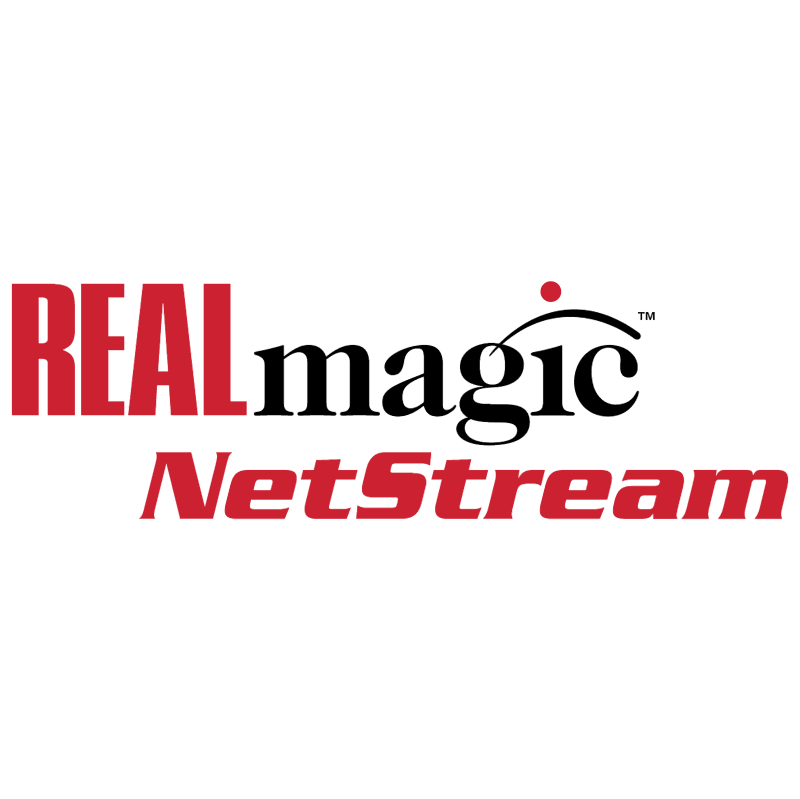 Real Magic NetStream vector logo