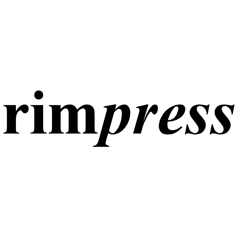 Rimpress vector logo