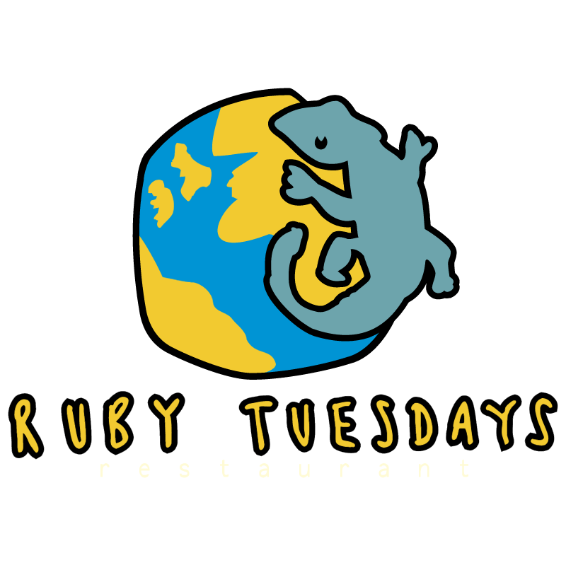 Ruby Tuesdays vector