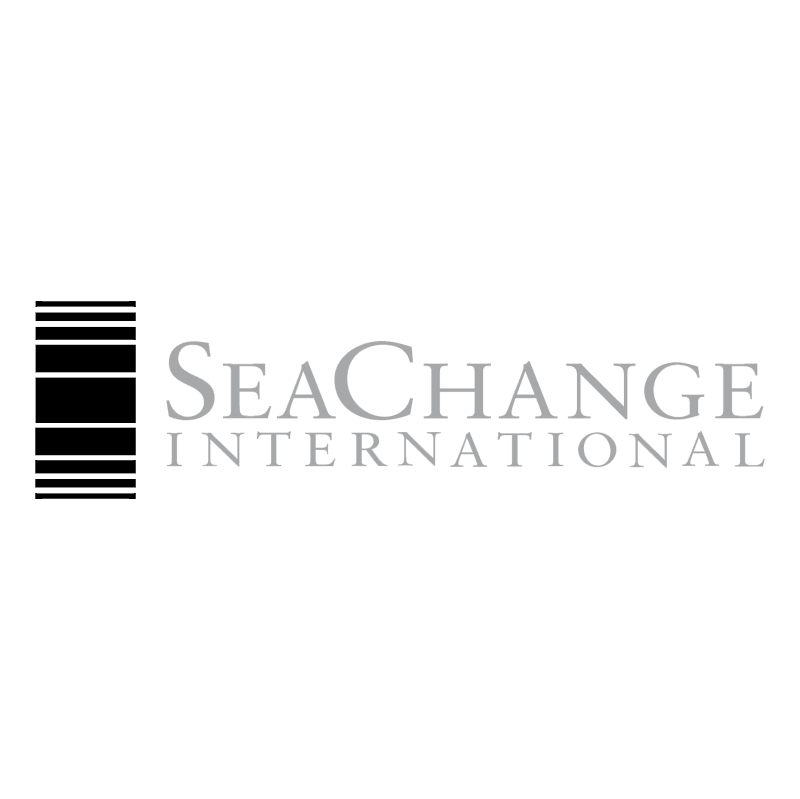 SeaChange International vector