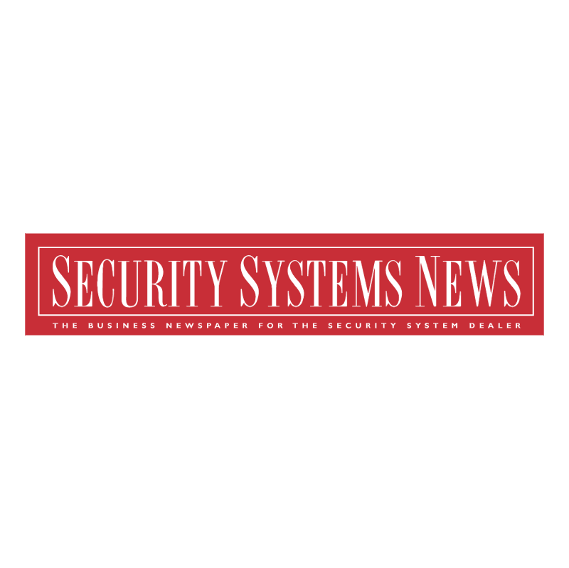 Security Systems News vector