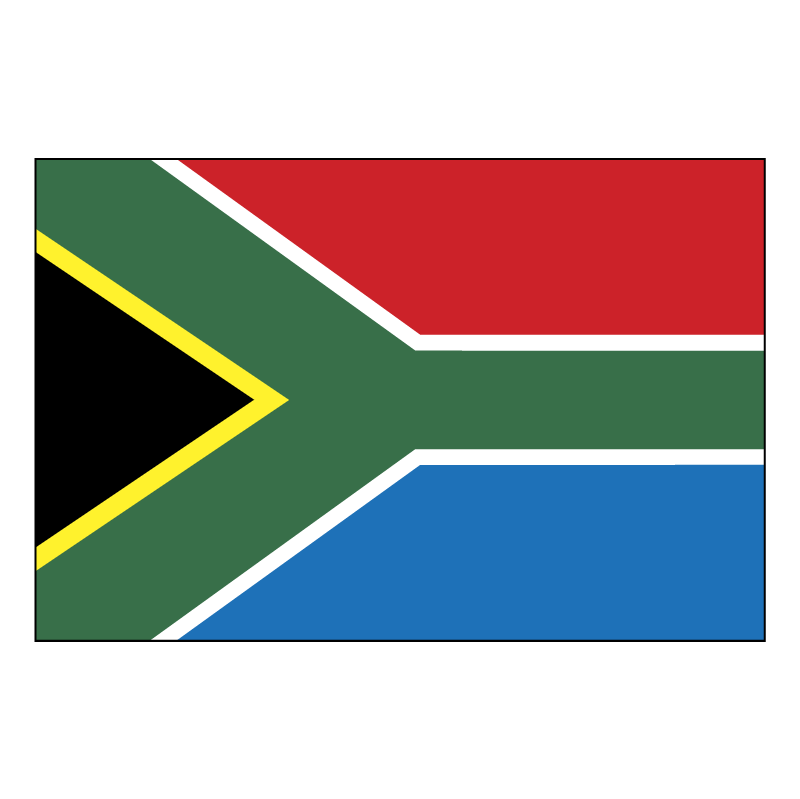 South Africa vector logo