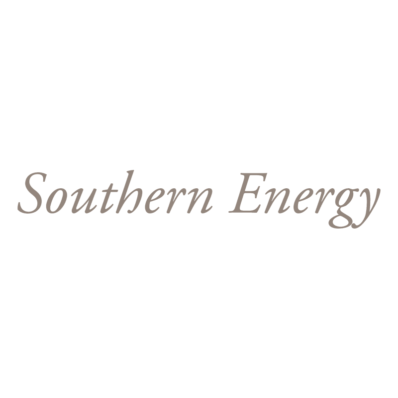 Southern Energy vector