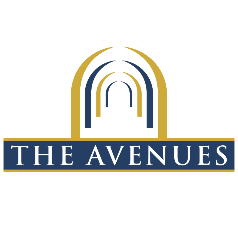 The Avenues vector