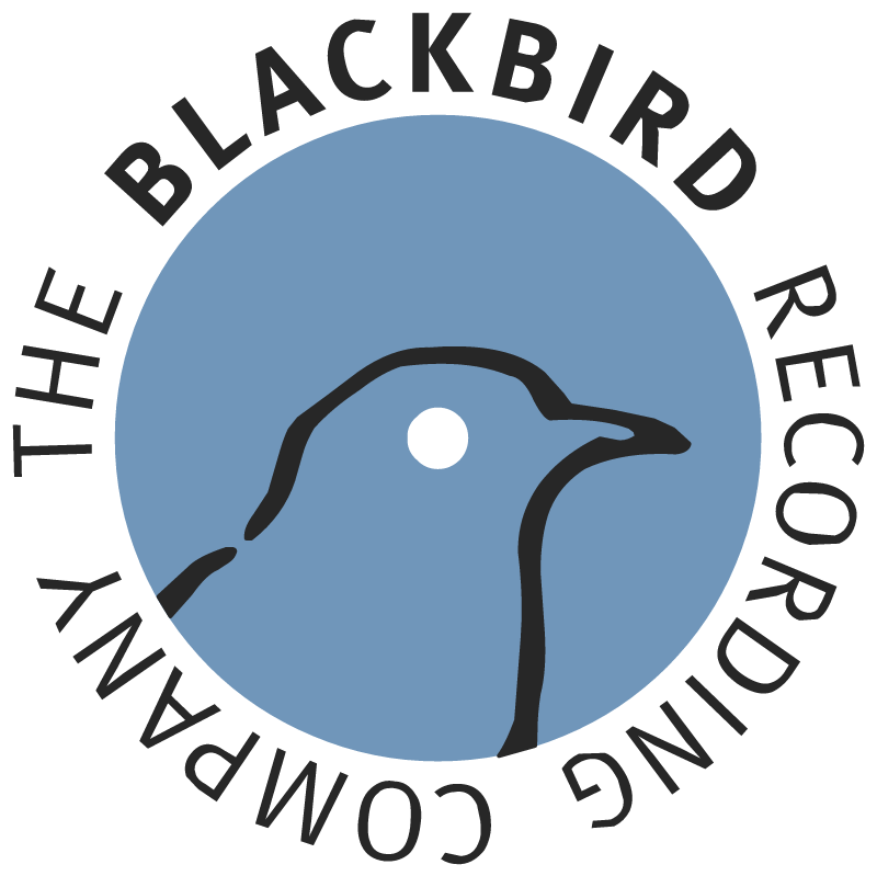The Blackbird Recording vector logo