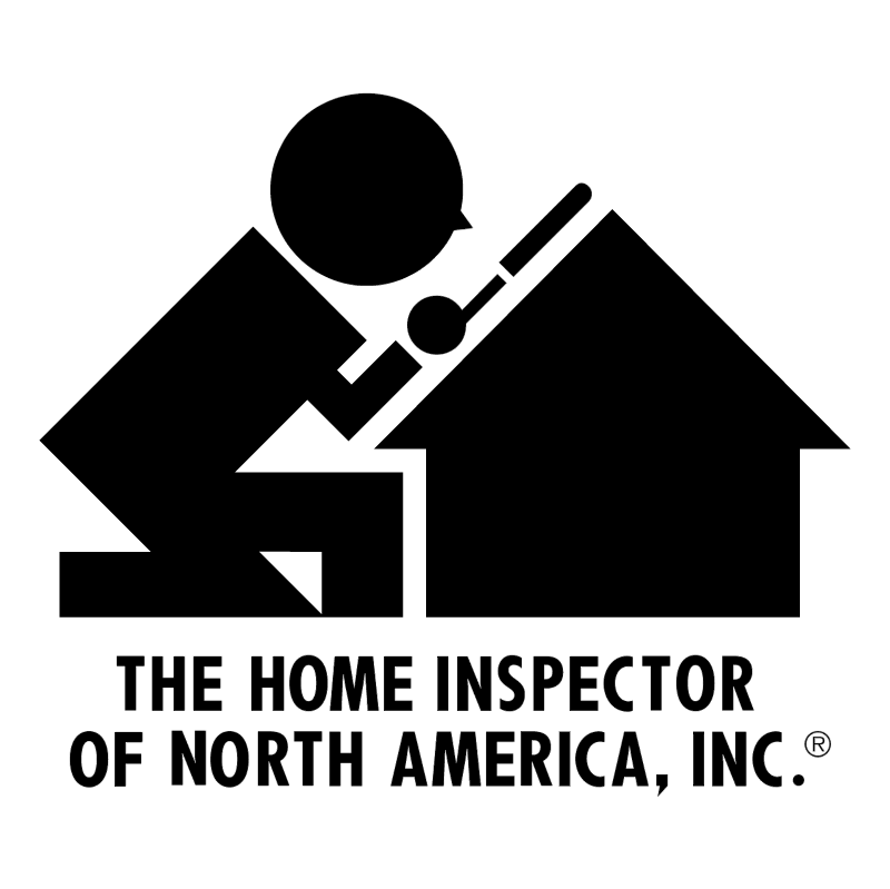 The Home Inspector of North America vector logo