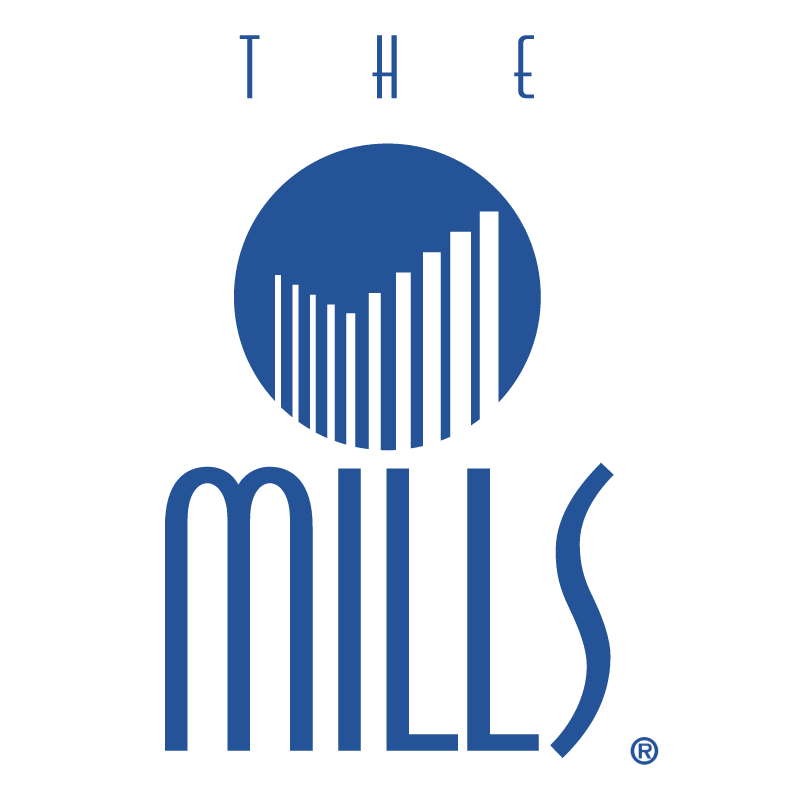The Mills Corporation vector logo