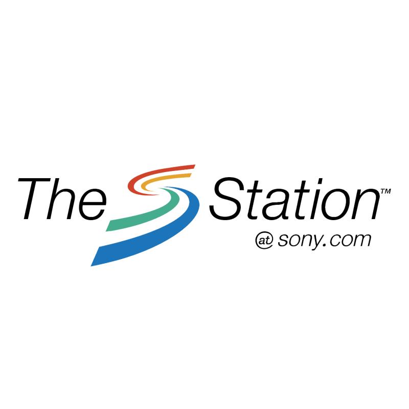 The Station vector logo