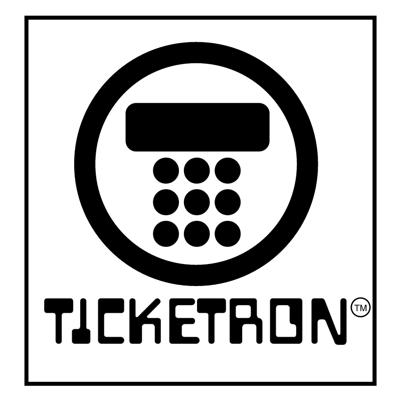 Ticketron vector