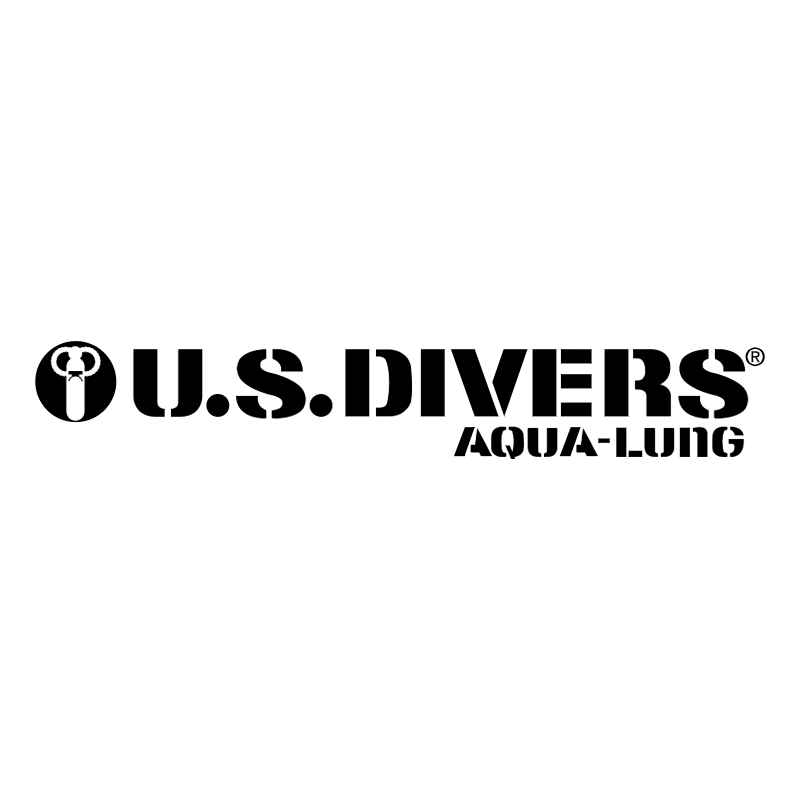 U S Divers vector logo
