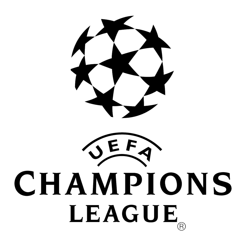 UEFA Champions League vector logo