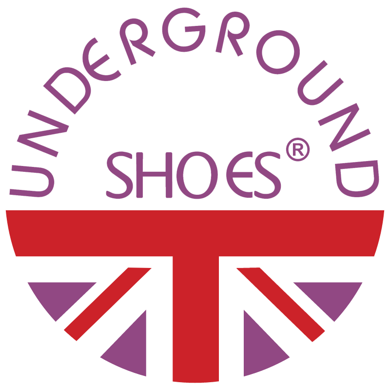 Underground Shoes vector