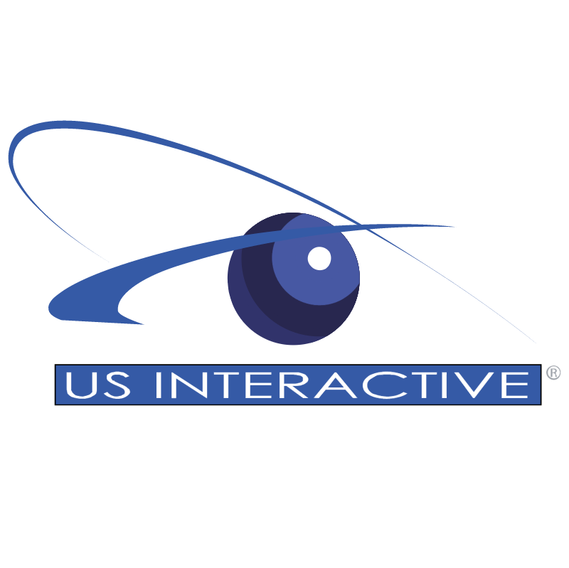 US Interactive vector