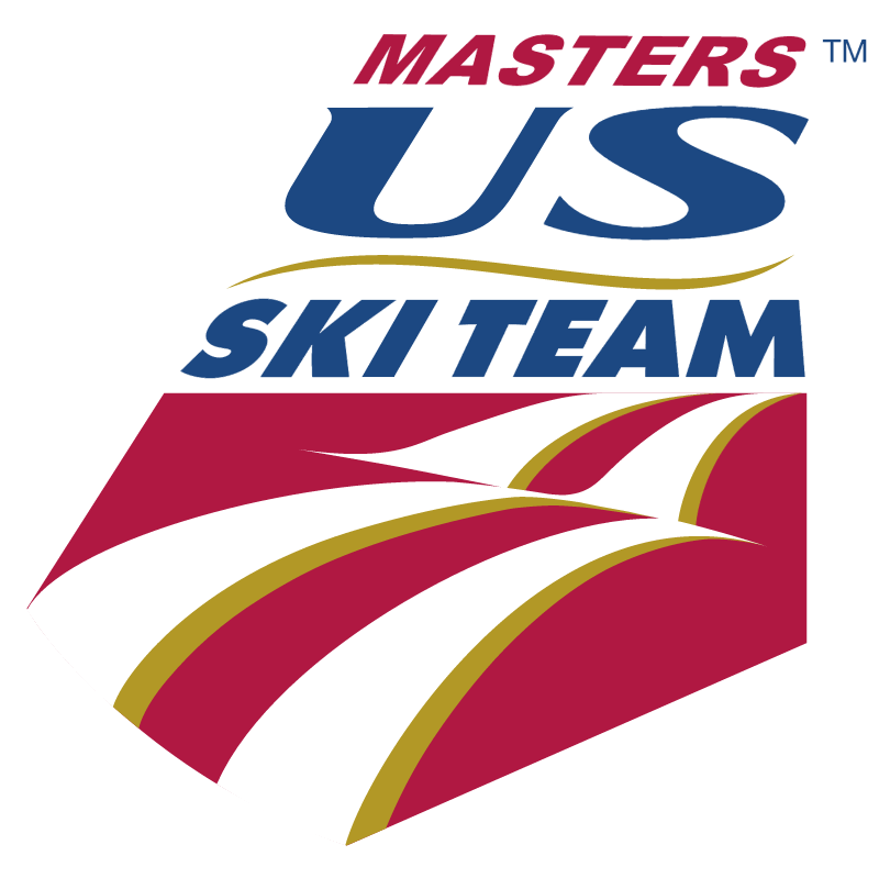 US Ski Team Masters vector