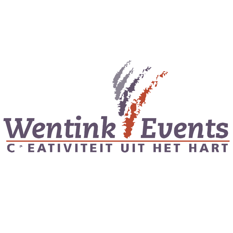 Wentink Events vector